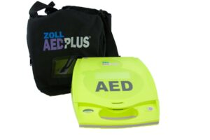 Zoll-AED-wit